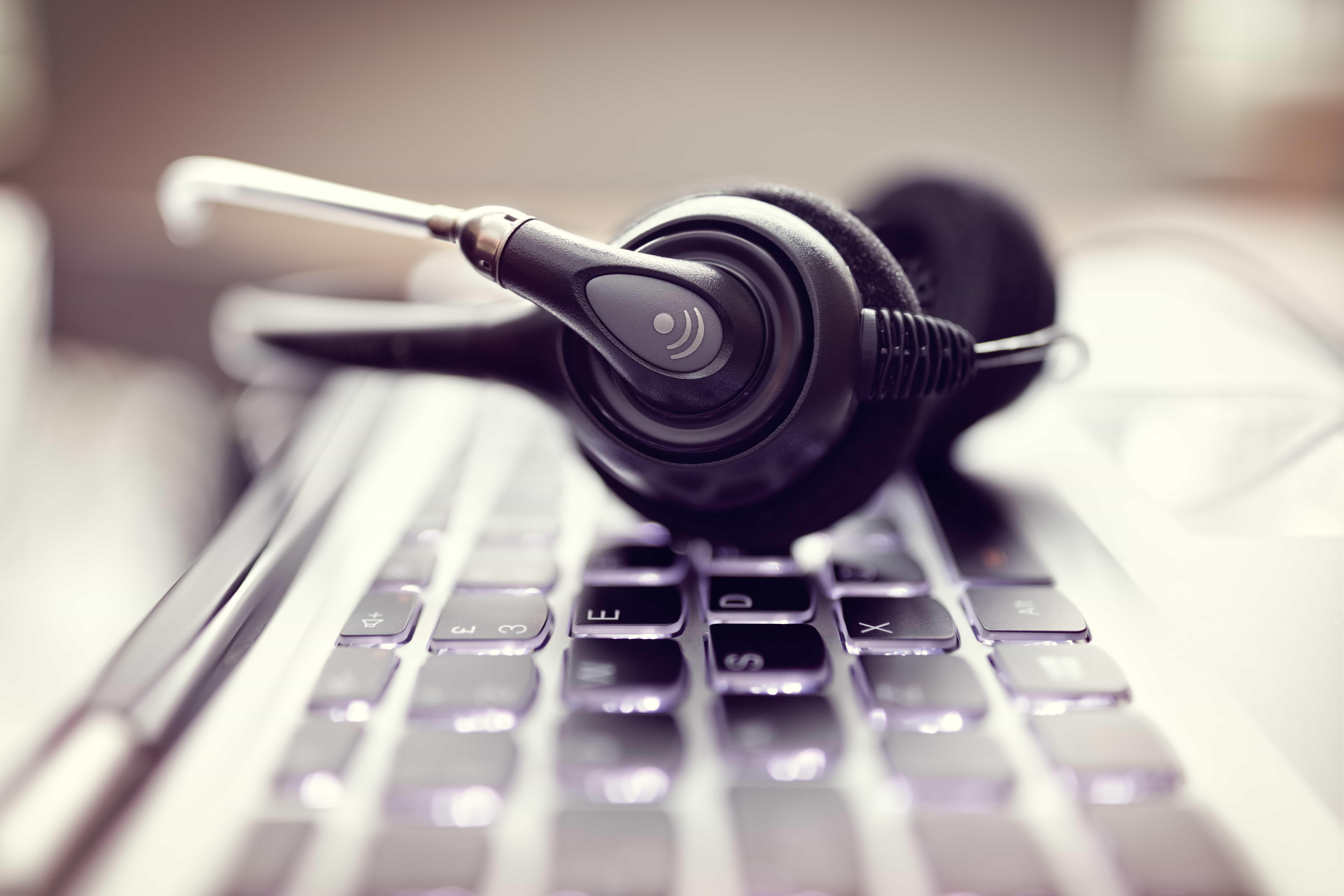Support telefonische ondersteuning
